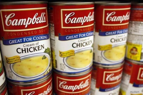 Campbell to sell fresh, international units, complete sale an option