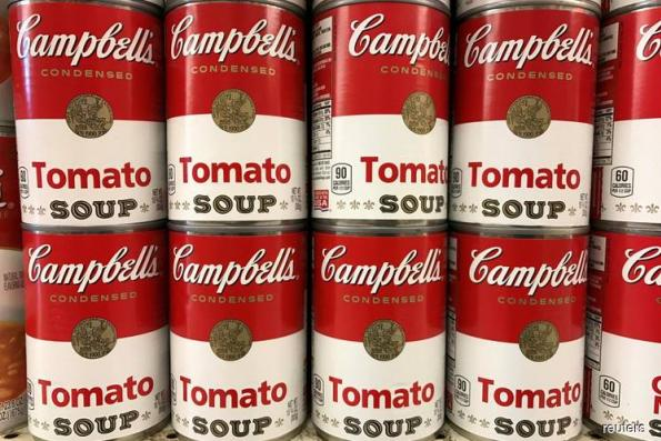 Campbell Soup to sell international, fresh food units