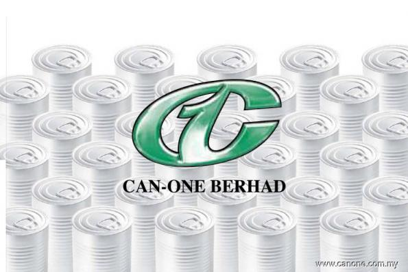 Trading in shares of Can-One, Kian Joo halted pending announcement