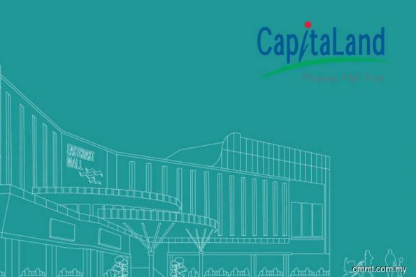 Kenanga IB upgrades Capitaland Malaysia Mall Trust to 'outperform'