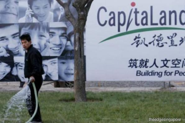 CapitaLand eyes investments in high-tech business park, new-gen township in China's Zhejiang province