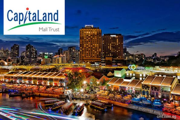 CapitaMalls Malaysia Trust cut to sell at Maybank