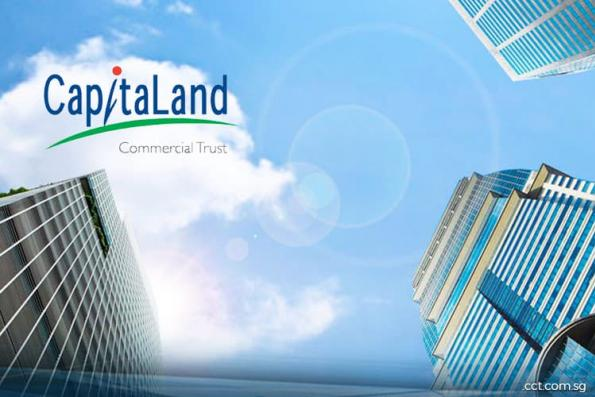CapitaLand REIT said to pursue Khazanah JV-owned S$1.5b office tower