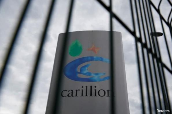 Carillion collapse is UK outsourcing stress test