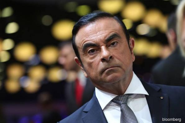 Ghosn isolated as French government abandons disgraced car titan