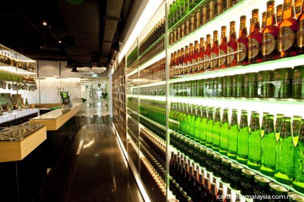 Carlsberg Brewery yields promising