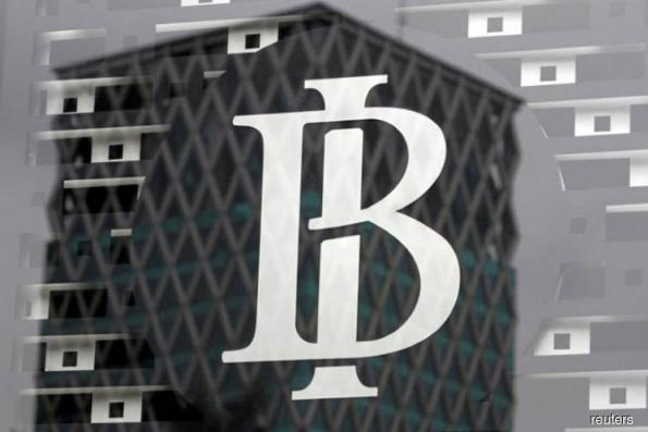 Indonesia c.bank holds rates, eases a liquidity rule as Fed signals no hikes