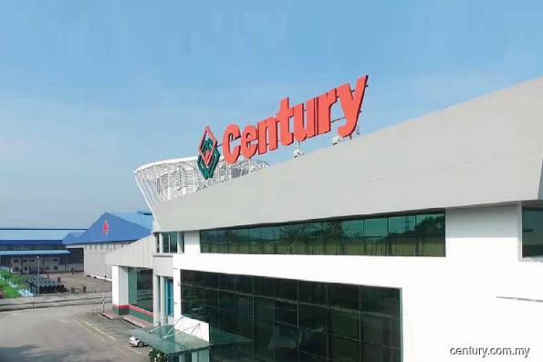 Century's procurement logistics services boosted by export orders