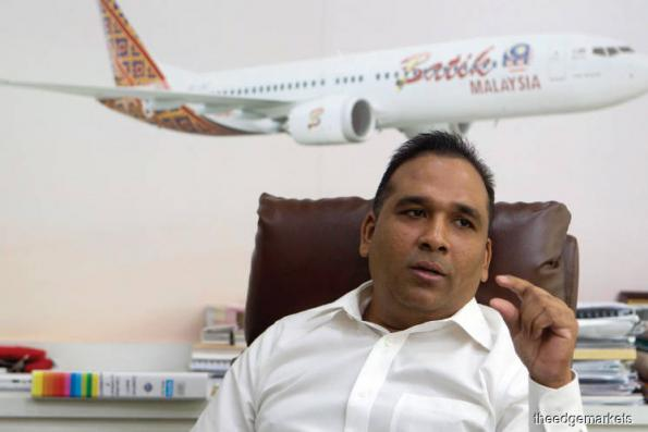 Malindo Air CEO eyes first profit within 3 years