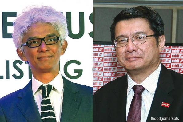 Khazanah's Charon tipped to take MIDF's helm