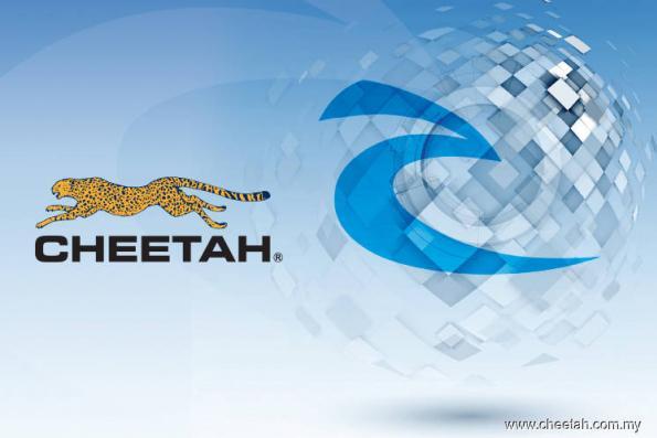 6.94% Cheetah shares traded off-market