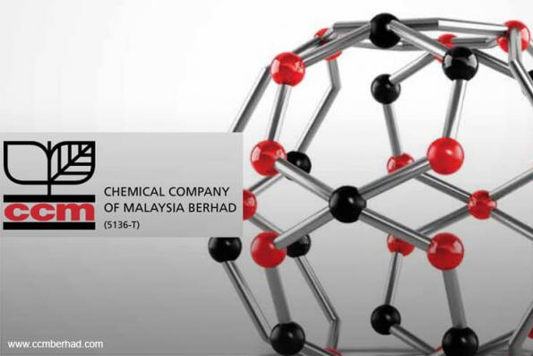 Chemical Company of Malaysia consolidating, says AllianceDBS Research