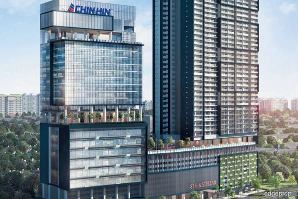 Chin Hin Property to develop RM450m GDV project in Sri Petaling