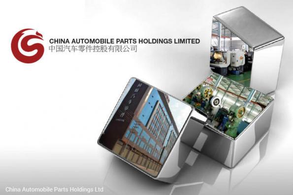China Automobile Parts share trade continue to be suspended