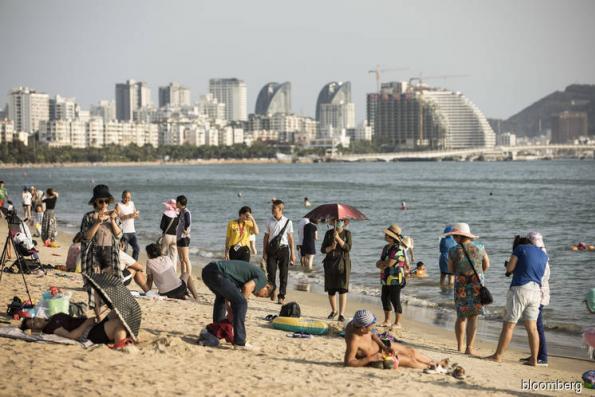 'China's Hawaii' expands visa-free access to 33 more countries