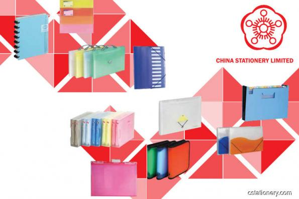 China Stationery gets directive to have 3Q results audited before issuance