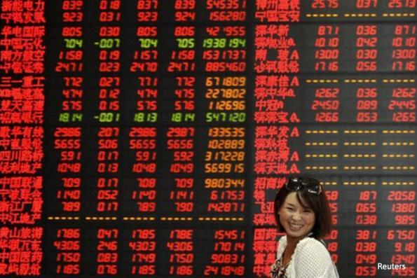 China's giant ball of money may be headed back to stocks