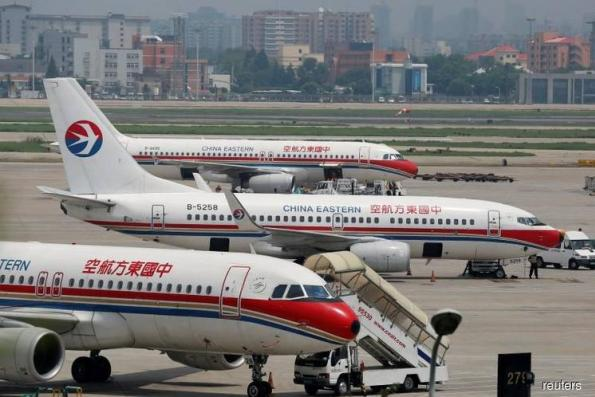 China Eastern Airlines says trade war may prompt route adjustments