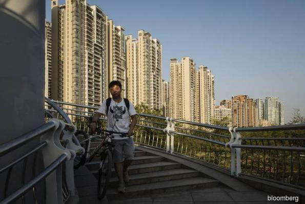 Angry mobs show all's not well in China's toppy property sector