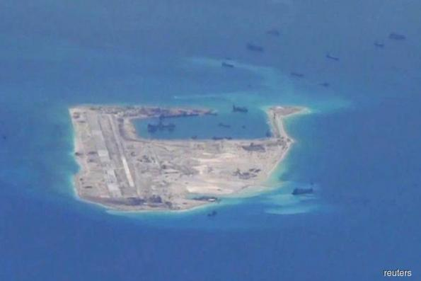 Philippines opposes China naming features on its continental shelf