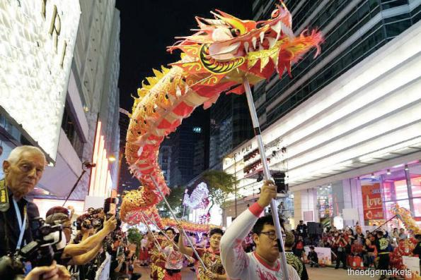Welcoming the Lunar New Year in Hong Kong