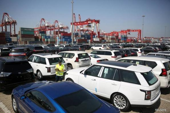 Trade tensions drive Chinese auto investors from U.S. to Europe
