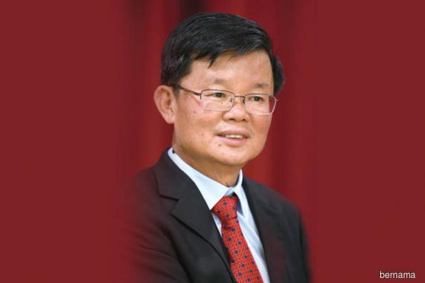 Two-term limit pledge will be honoured by year end, says Penang CM