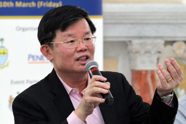 No construction work done during landslide — Chow