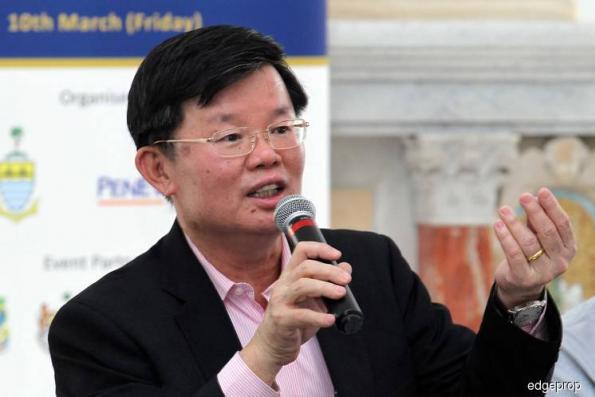 Federal agencies okay two Penang South Reclamation studies