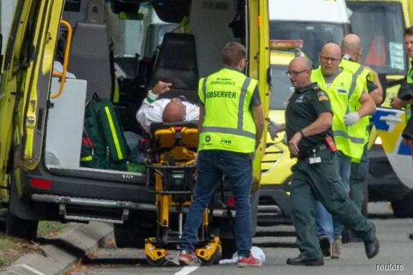NZ police detain four after mosque shootings, Malaysian injured