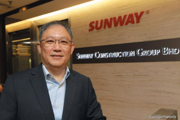 SunCon eyeing PDP role in high-speed rail project