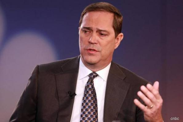 Cisco CEO Chuck Robbins thinks he's finally found the key to growing in China