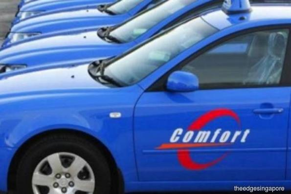 ComfortDelGro downgraded as taxi business slows