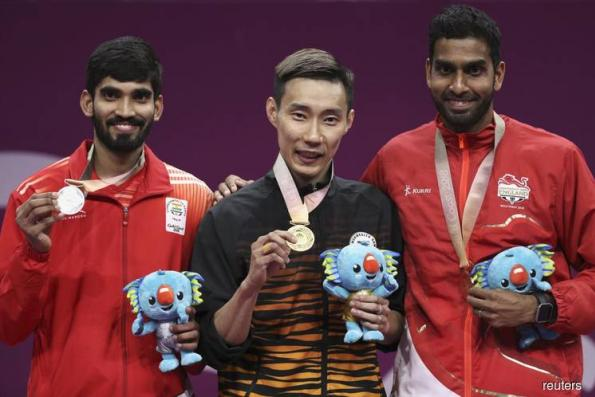 COMMONWEALTH GAMES: BADMINTON: Chong Wei bows out with third singles gold