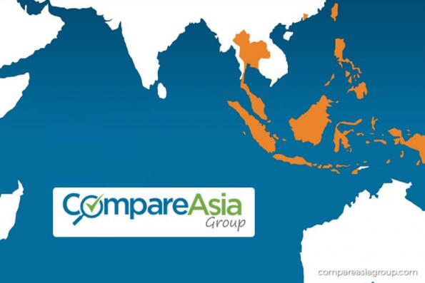 CompareAsiaGroup secures access to US$50m funding for website