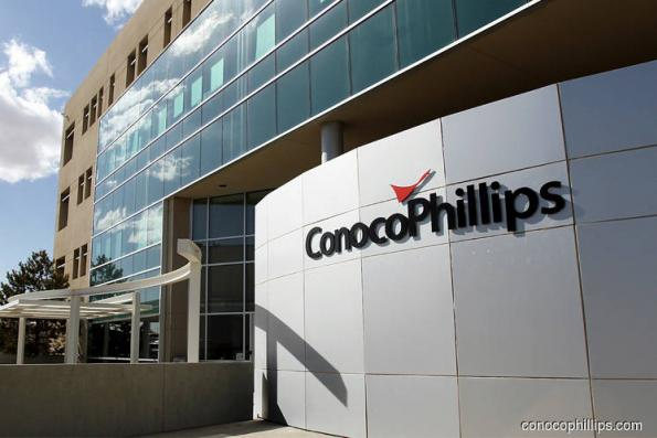 ConocoPhillips is said to sell Kimanis oil at about -15c to OSP