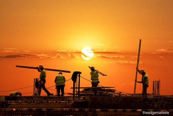 Construction sector's contract outlook still robust