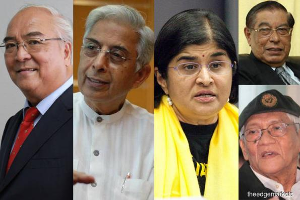 Council of Eminent Persons forms committee on institutional reforms