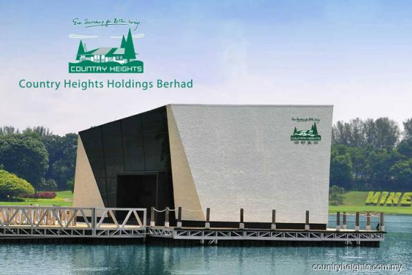 Country Heights proposes 1-for-2 bonus warrant issue