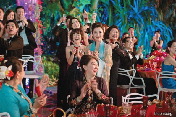 Films: The world of 'Crazy Rich Asians' is as crazy in real life