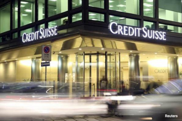 Credit Suisse sees ringgit improve to 4.10 over next few months