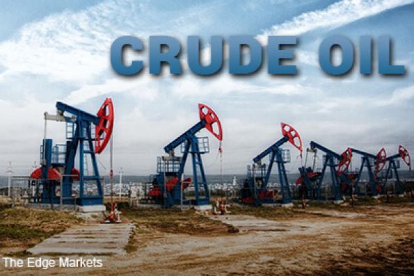 Oil prices rise on weakening dollar, but plentiful supplies cap gains