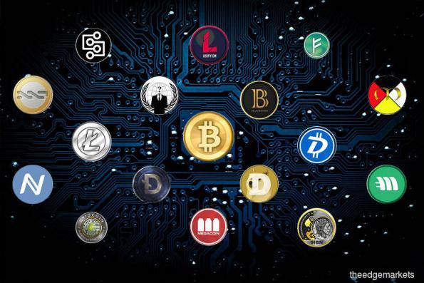 Be afraid of cryptocurrencies
