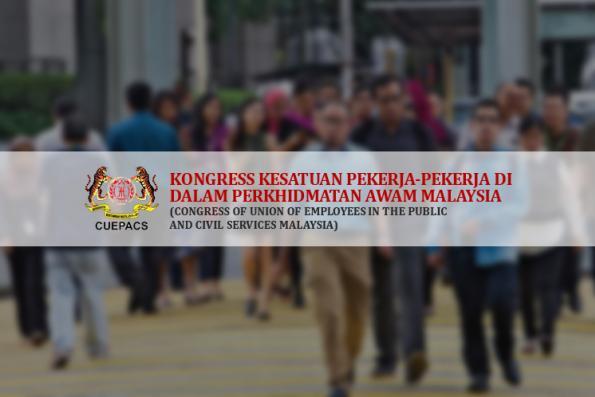 Cuepacs seeks govt to reconsider salary increase for civil servants