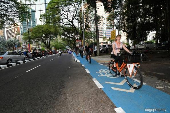 Audit on KL bike lane could lead to re-routing to improve user safety, says mayor