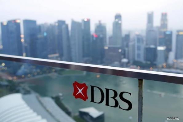 Singapore's biggest bank takes on China giants in fintech battle