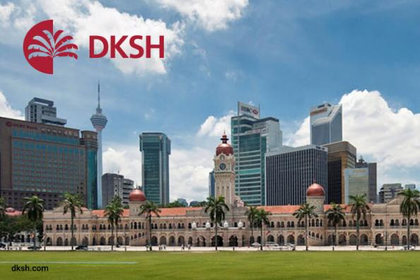 DKSH stages technical rebound, rises 3.70%