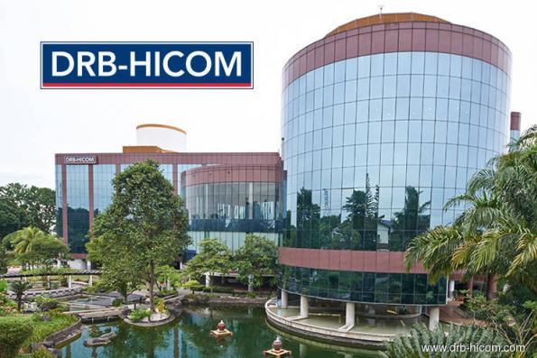 DRB-Hicom falls as Proton faces Goldstar lawsuit