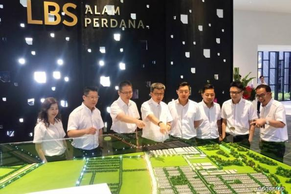 LBS launches 470-acre new township Alam Perdana