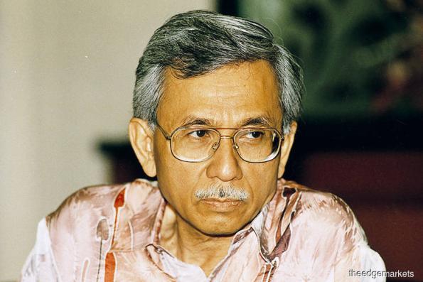 Tun Daim : 'Thank God I got sacked'